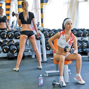 Фитнес-клубы Знаменки