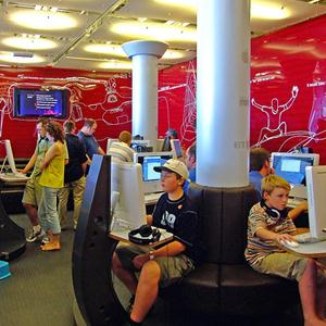Интернет-кафе Знаменки