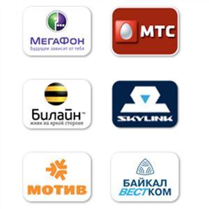 Операторы сотовой связи Знаменки