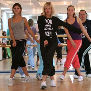 Школы танцев Знаменки