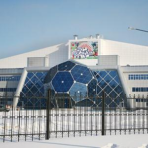 Спортивные комплексы Знаменки