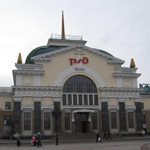 Железнодорожные вокзалы Знаменки