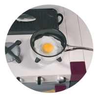 Кафе Бургерс - иконка «кухня» в Знаменке